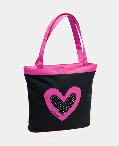 DANSHUZ DANCER'S HEART TOTE