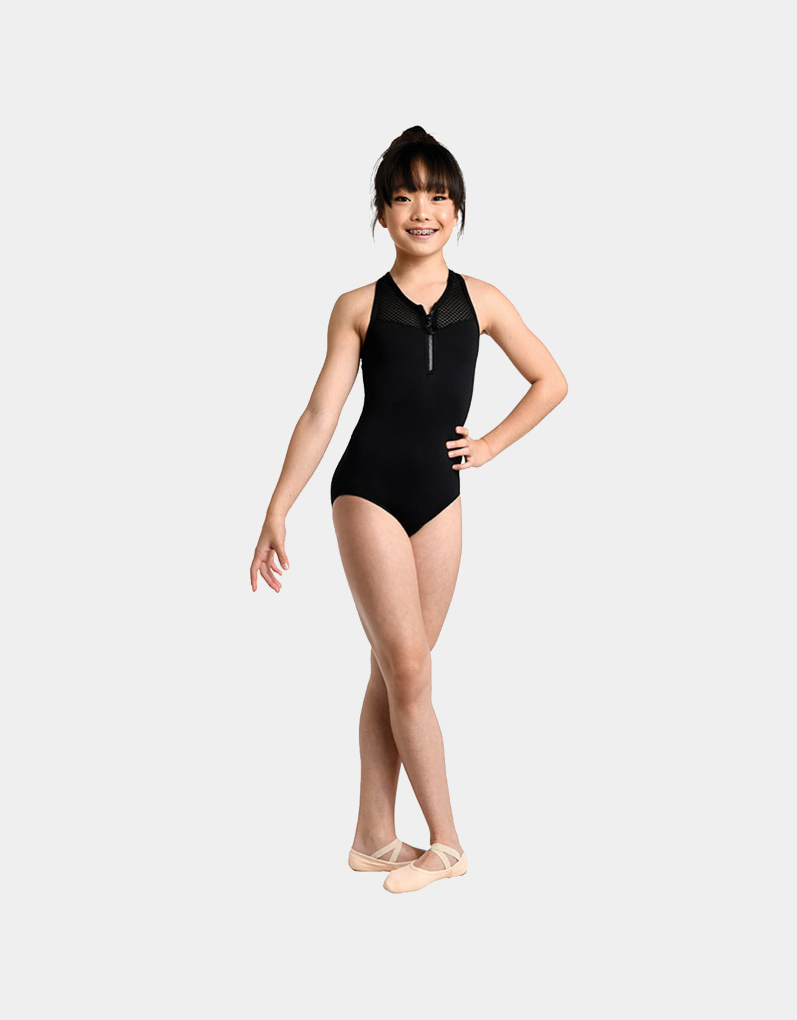 DANSHUZ CHILD CONTEMPORARY ATHLETIC LEOTARD (2740C)