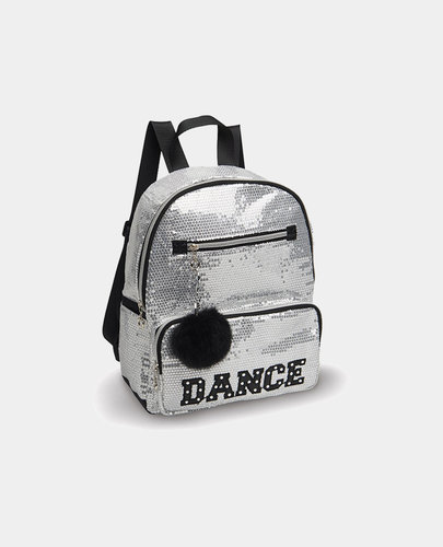 DANSHUZ SEQUIN BACKPACK (B451)