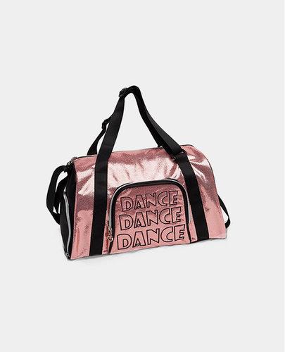 DANSHUZ SHINE BRIGHT DUFFLE BAG (B454)