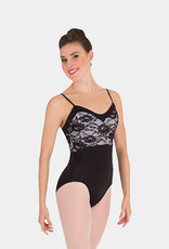BODY WRAPPERS SWEETHEART LACE BODICE LEOTARD (P1083)