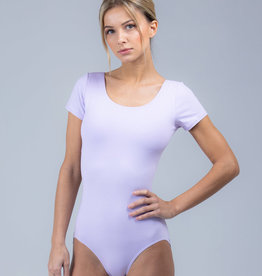 CAPEZIO WOMEN'S CLASSIC COTTON SHORT SLEEVE LEOTARD (CC400)