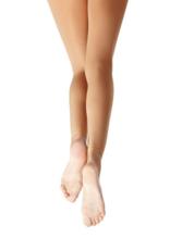 CAPEZIO ULTRA SOFT FOOTLESS TIGHT (1817C)