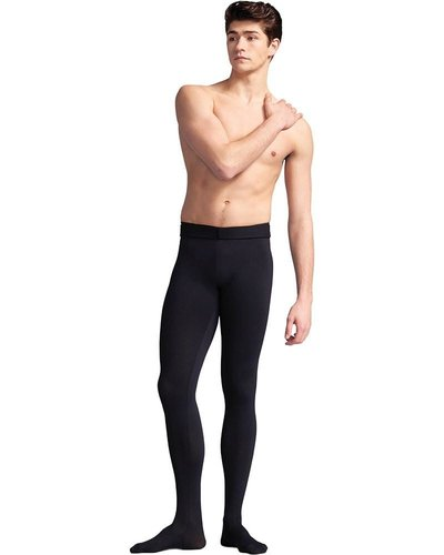 CAPEZIO MEN'S TACTEL FOOTED TIGHT (10361M)