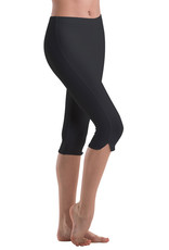 MOTIONWEAR NOTCHED CAPRIS (7122C)