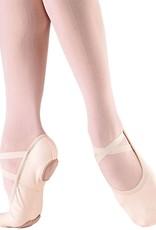 SO DANCA FULLY ELASTICEZ CANVAS SPLIT SOLE CHILD BALLET SLIPPERS (SD16C)