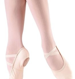 SO DANCA FULLY ELASTICEZ CANVAS SPLIT SOLE CHILD BALLET SLIPPERS (SD16C)