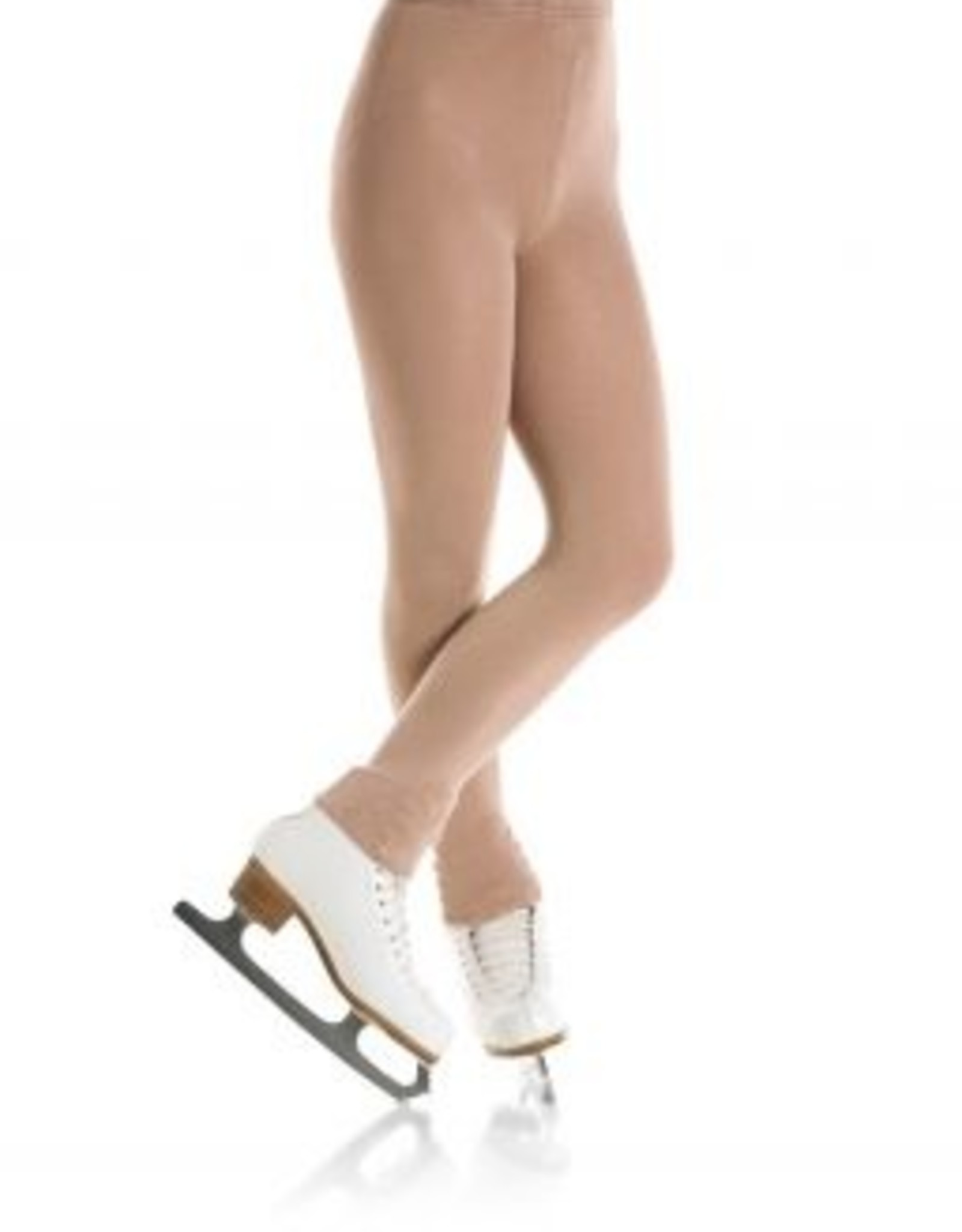 MONDOR NATURAL SATINY FOOTLESS TIGHT (3373)
