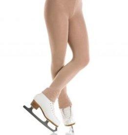 MONDOR NATURAL SATINY FOOTLESS TIGHT (3373)