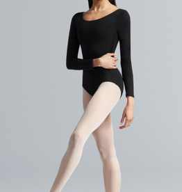 CAPEZIO CLASSIC COTTON LONG SLEEVE LEOTARD (CC450)