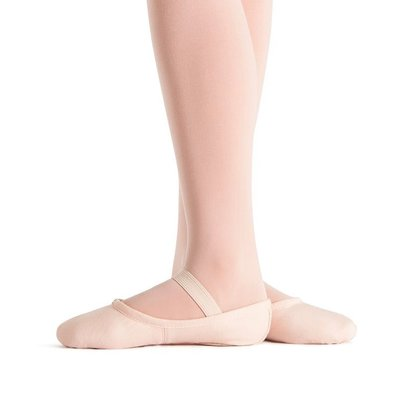 BLOCH PROLITE CANVAS SPLIT SOLE GIRLS BALLET SLIPPERS (SO213G)