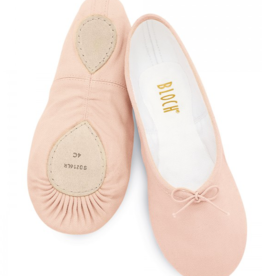 BLOCH PROLITE ll STREAMLINE SOULIER DE BALLET EN CANEVAS (SO216)
