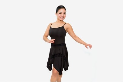 SANSHA AMARO DANCE DRESS (53AG003T)