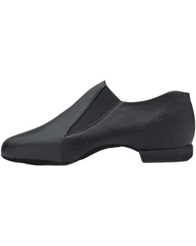 BLOCH EDURO TECH BOOT SLIP ON LEATHER JAZZ SHOES (SO481L)