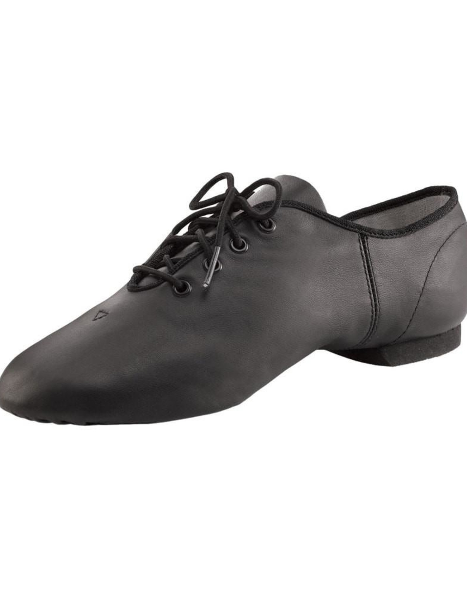 CAPEZIO E-SERIES LEATHER OXFORD JAZZ SHOES (EJ1A)
