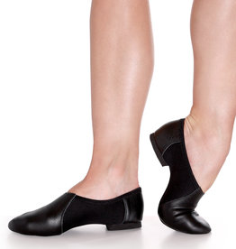 SO DANCA JESSE - LEATHER JAZZ SHOES WITH SUEDE SOLE (JZ-76A)