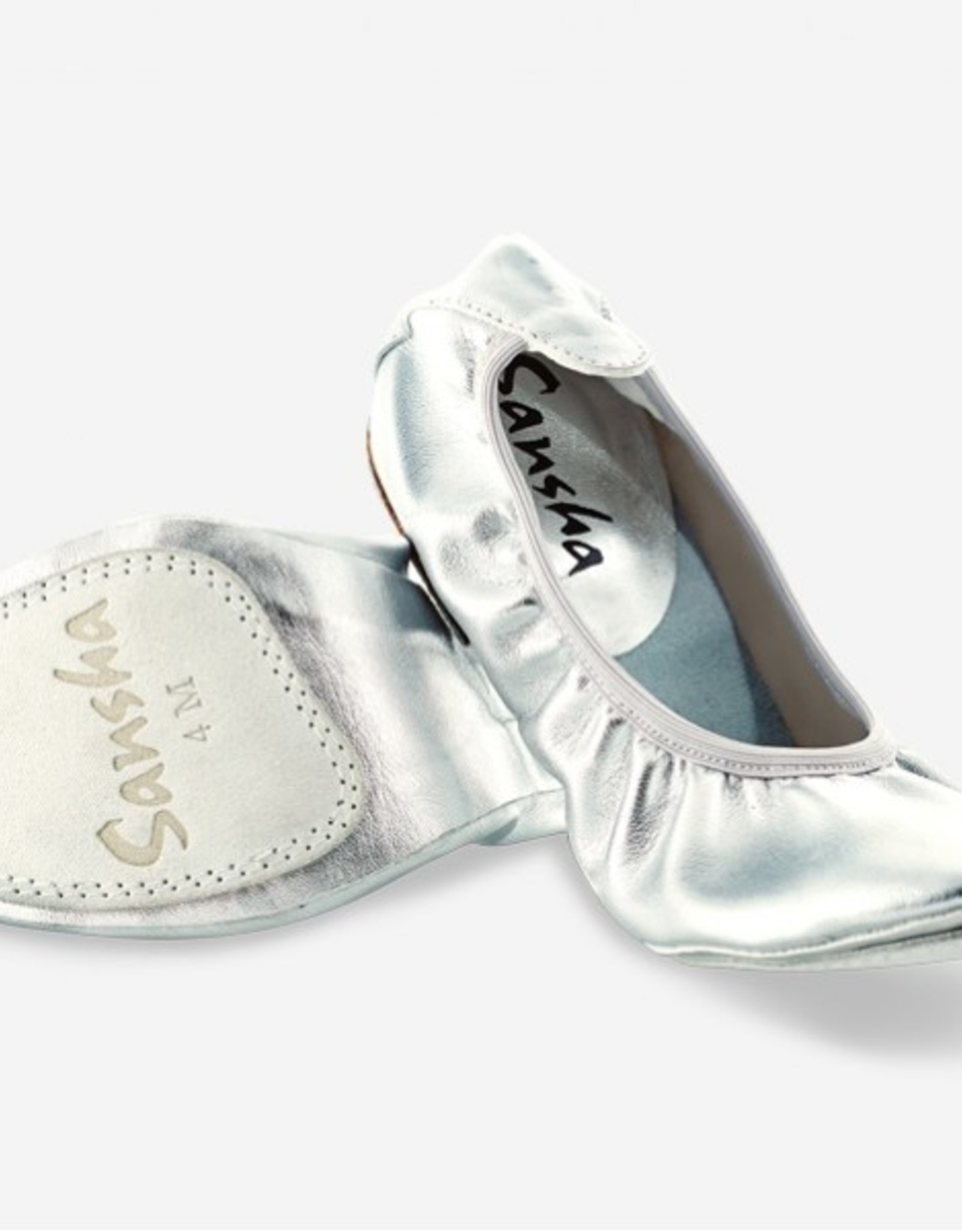 SANSHA ISTANBUL LEATHER BELLY DANCING SHOES (TK21)