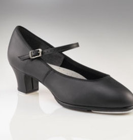CAPEZIO JR. FOOTLIGHT TAP SHOES (561)