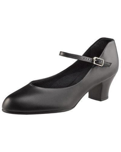 """CAPEZIO JR. FOOTLIGHT 1.5"""" CHARACTER SHOES (550)"""