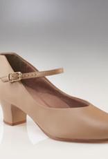"""CAPEZIO JR. FOOTLIGHT 1.5"""" CHAUSSURE DE CARACTERE (550)"""