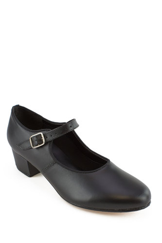 "SO DANCA CAITLIN 1"" CUBAN HEEL CHARACTER SHOES (CH-01)"