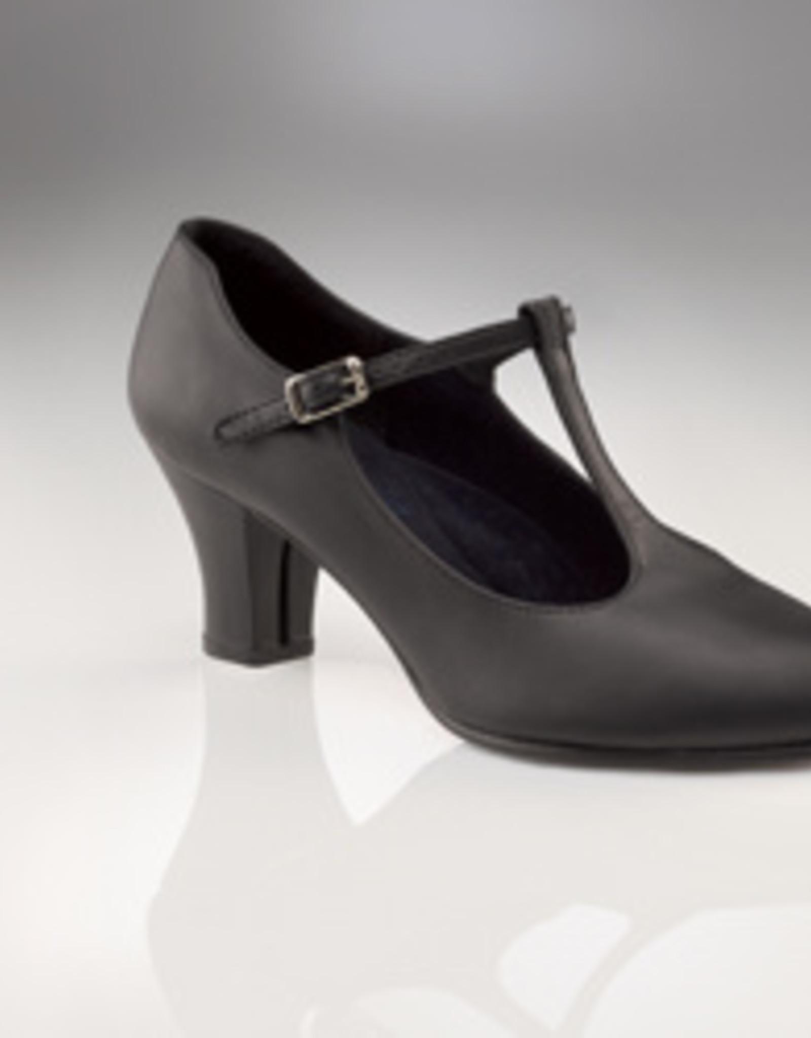 CAPEZIO JR. FOOTLIGHT T-STRAP CHAUSSURE DE CARACTERE (750)
