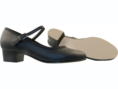ANGELO LUZIO LEATHER CHILD CHARACTER SHOES (301C)