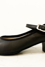 ANGELO LUZIO LEATHER CHARACTER SHOES WITH SUEDE SOLE (974)