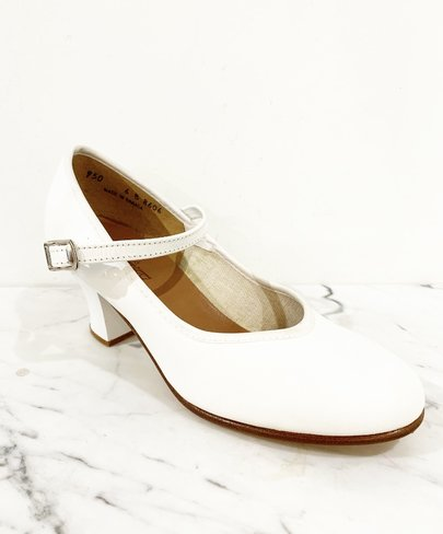 ANGELO LUZIO LEATHER CHARACTER SHOES (950)