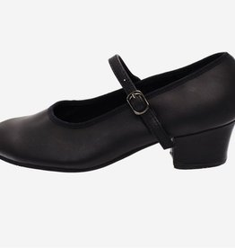 SANSHA MORAVIA LEATHER CHARACTER SHOES (CL05)