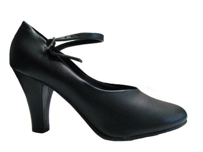 SO DANCA CHLOE BUCKLE STRAP CHARACTER SHOES (CH-53)