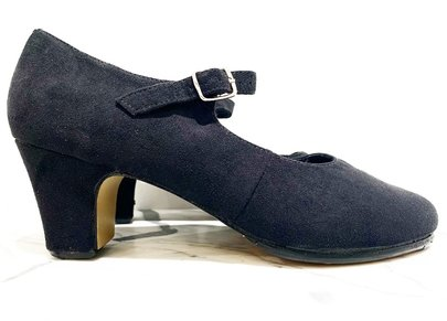 SO DANCA SUEDE FLAMENCO SHOES (FL14)