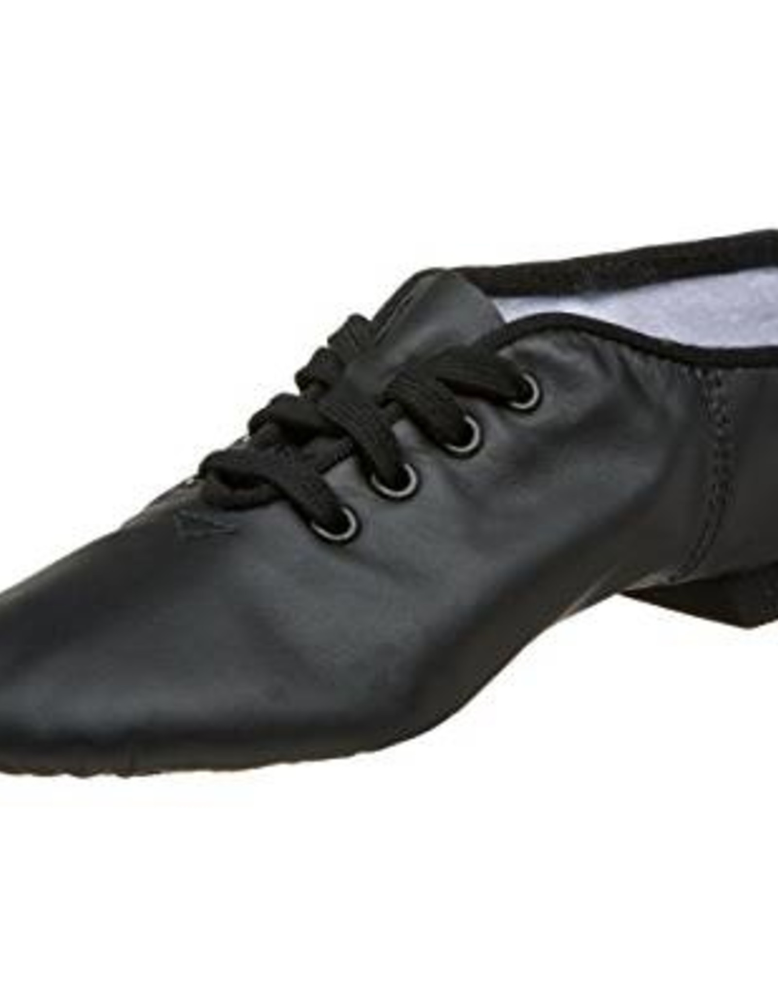 CAPEZIO LEATHER SPLIT SOLE JAZZ SHOES (CG02)