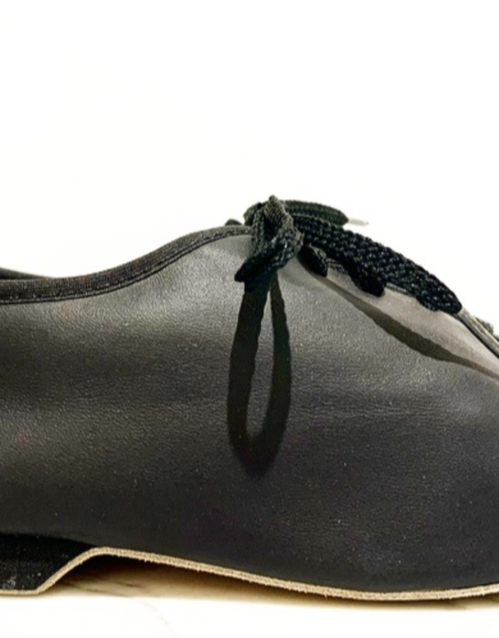 ANGELO LUZIO FULL SOLE LEATHER JAZZ  SHOES (365)