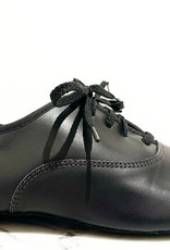 ANGELO LUZIO OXFORD SUEDE SOLE LEATHER JAZZ SHOES (351)