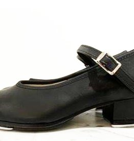 ANGELO LUZIO LEATHER BUCKLE CLOSURE TAP SHOES (927)