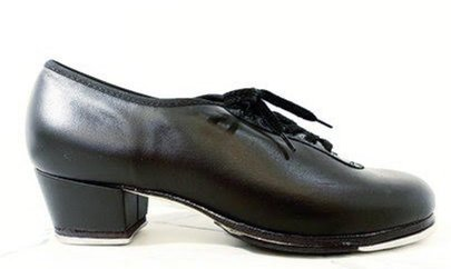 ANGELO LUZIO LEATHER TAP SHOES (963L)