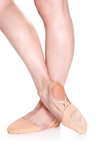 SO DANCA MALIBU HALF SOLE SHOES (BA-41)