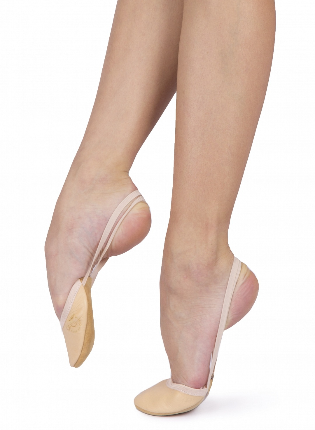 GRISHKO ALINA LEATHER HALF SOLE SHOES (3052L)