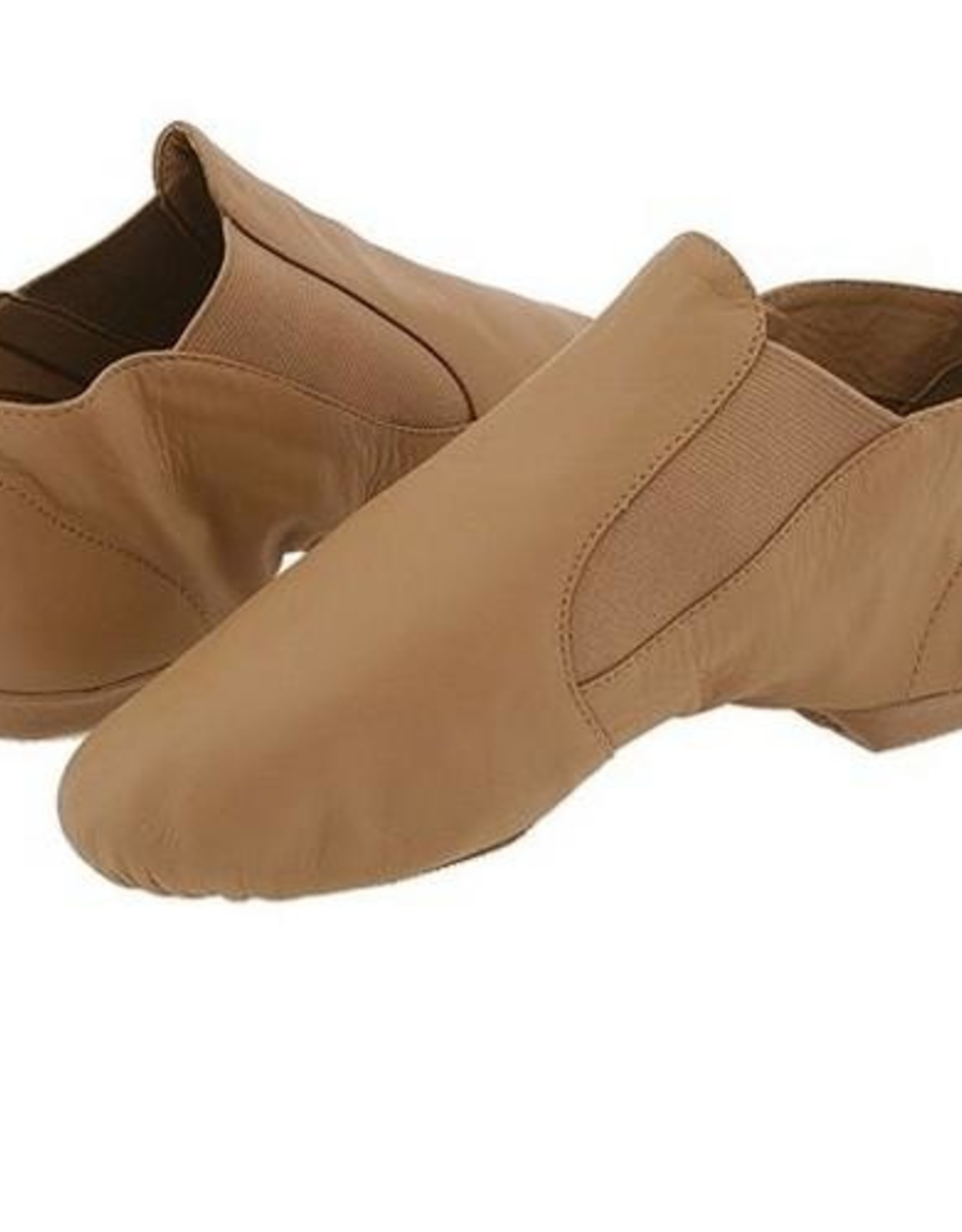 CAPEZIO STRETCH JAZZ ANKLE SHOES (CG15)