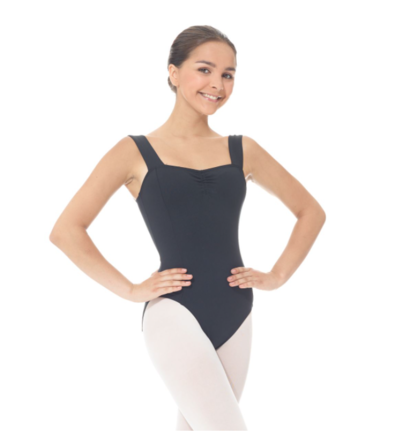 MONDOR MATRIX WIDE STRAP LEOTARD (3505A)