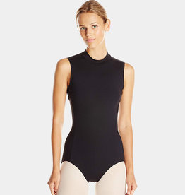 CAPEZIO POLO TURTLENECK SLEEVELESS LEOTARD (TC0048W)