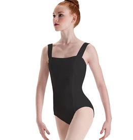 MOTIONWEAR WIDE STRAP PRINCESS CAMISOLE LEOTARD (2643A)