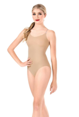 BODY WRAPPERS SOUS-MAILLOT CAMISOLE A BRETELLES CONVERTIBLES (266)