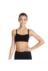 CAPEZIO BRA TOP WITH BRATEK FONDATIONS  (CC510)