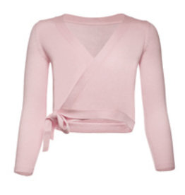 CAPEZIO CHILD WRAP SWEATER (CK10949C)