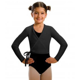 MOTIONWEAR CHILD DANCE WRAP SWEATER (3109C)