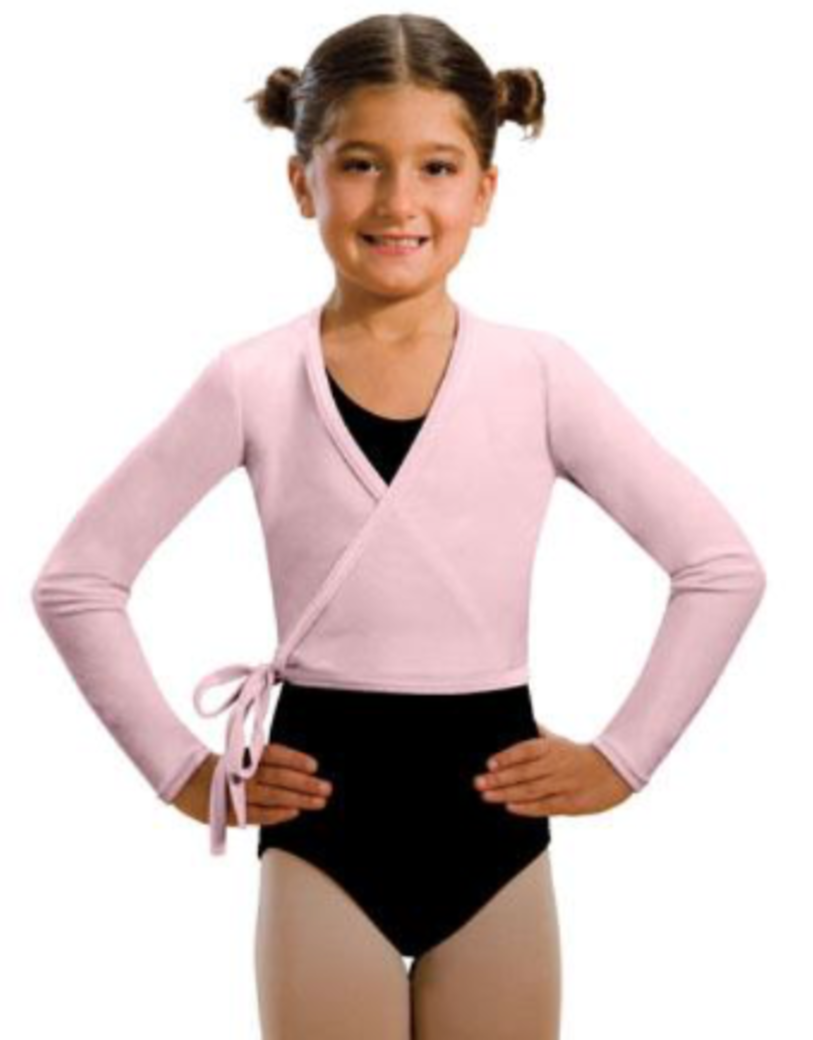 MOTIONWEAR ADULT DANCE WRAP SWEATER (3109A)