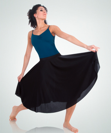 BODY WRAPPERS CIRCLE SKIRT (511)