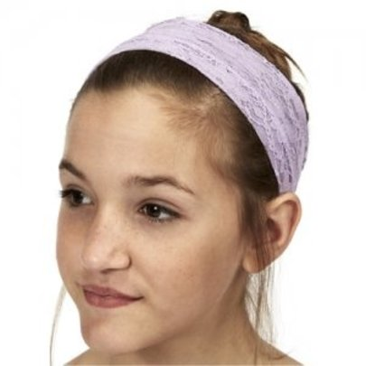 DASHA DESIGNS LACE HEADBAND (2650)